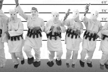 terrorist lineup