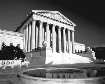 supreme court fountain